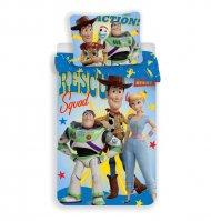 Povlečení Toy Story 4 140/200, 70/90