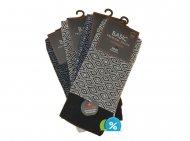 Pánské klasické bavlněné ponožky Basic 97770-M - 4 páry, velikost 39-42