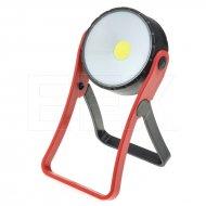 Pracovní COB LED světlo - 3W - Červené
