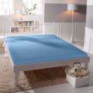 Jersey prostěradlo Premium Bed - Nebesky modré