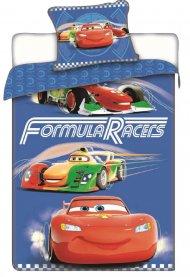Povlečení Cars Racers 140/200 + 70/90