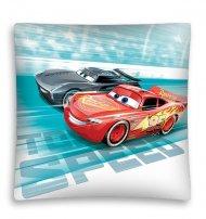 Povlak na polštářek Cars speed micro 40/40