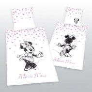 Povlečení Minnie Mouse 140/200, 70/90