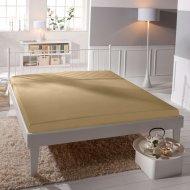Jersey prostěradlo Premium Bed - Béžové