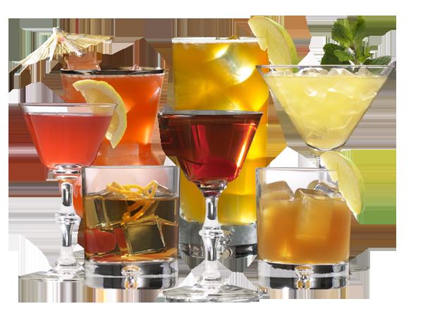 Koktejlový shaker s recepty